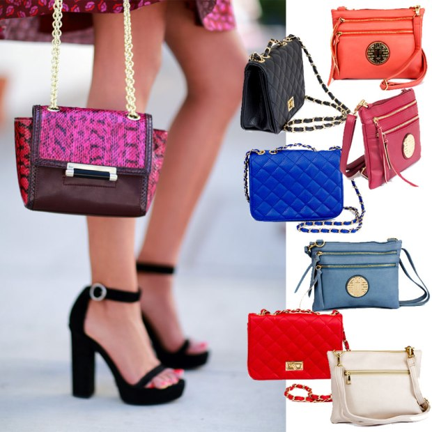 Handbags starting at $2.99